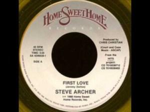 Steve Archer - First Love